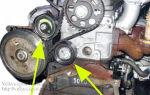 Замена ремня грм и тнвд на фольксваген т4 2.5 tdi. полная пошаговая инструкция.
