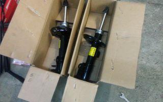 Инструкция по замене передней стойки амортизатора шевроле авео т300. замена амортизатора на aveo t300 new