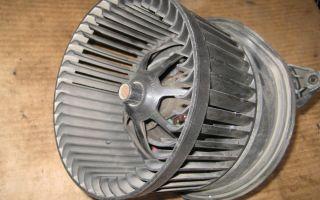 Инструкция как снять и произвести профилактический ремонт моторчика печки форд фокус 1. осмотр и смазывание втулок моторчика печки ford focus