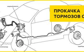 Как прокачать тормоза с абс. важные шаги при прокачке тормозной системы с абс своими руками