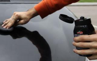 10 полиролей для кузова. чем лучше полировать автомобиль (обзор)
