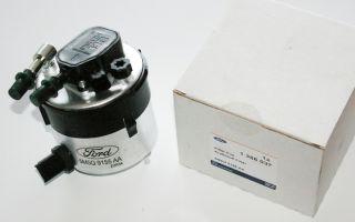 Топливный фильтр на ford focus 3: бензин, дизель, оригинал, аналоги — что лучше?