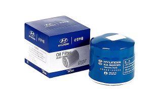 Масляный фильтр hyundai tucson — особенности выбора