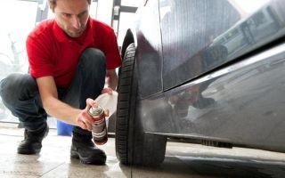Битумные пятна — методы и средства с помощью которых можно их убрать с кузова автомобиля