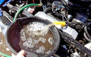 Чем можно и чем лучше промыть систему охлаждения двигателя автомобиля