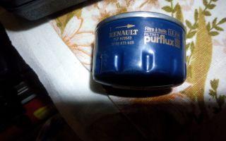 Масляный фильтр для рено дастер — полный обзор оригиналов и аналогов