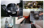 Поиск причин, вызвавших перегрев двигателя (часть вторая)