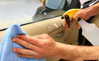 10 лучших средств для химчистки салона авто и средства своими руками