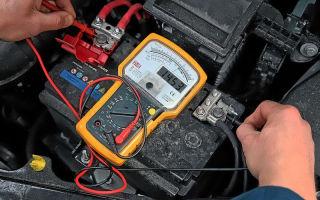 Проверка аккумулятора автомобиля. 5 способов проверки