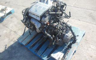 Двигатели серии jz, mz и rz у toyota