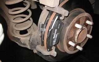 Полный обзор тормозных колодок для форд фокус 2. какие колодки ставить на фокус 2 (до и после рестайла)