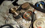 Замена ремня грм двигателя 3s-ge (toyota caldina). как поменять грм и помпу