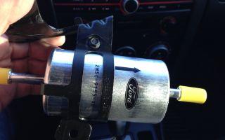 Топливный фильтр на мазду 3 bk — какой ставить?