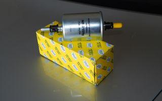 Топливный фильтр на lada granta 1 — какой поставить?