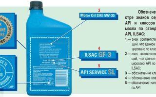Маркировка моторных масел: как расшифровать обозначение api, sae, acea и другую маркировку на этикетке с маслом