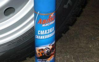 Кондиционер для шин как средство обработки перед консервацией. топ 4 консервантов