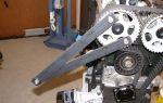Замена грм на ford focus i с двигателем zatec 1.4 л