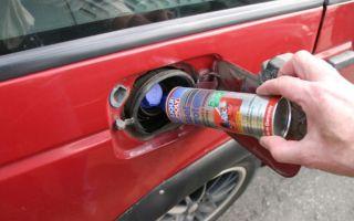 10 лучших средств удалителей влаги из бензобака и диз топлива