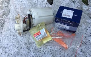 Топливный фильтр solaris (номера, цены) | какой поставить