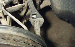 Инструкция по демонтажу и замене наконечников рулевых тяг пассат б6. замена рулевых наконечников на vw passat b6 своими руками