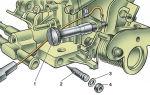 Регулировка карбюратора ваз 2109. как отрегулировать холостой ход карбюратора ваз 2109