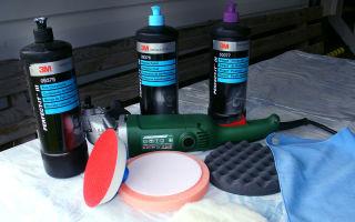 Как правильно полировать автомобиль? советы по полировке кузова своими руками