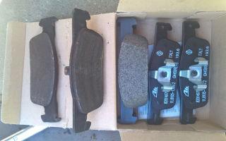 Полный обзор тормозных колодок для рено сандеро. какие колодки поставить на рено сандеро