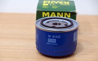 Масляный фильтр ваз 2114: оригинал, sakura, mann, fram — что лучше?