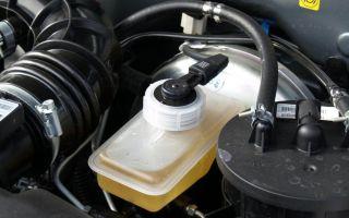 Сколько тормозной жидкости необходимо для частичной и полной замены