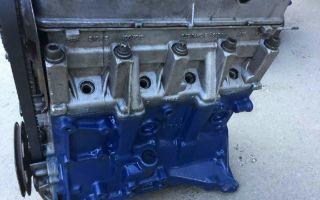 Ремонтируем двигатель  ваз-2109