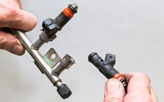 Инструкция как проверить топливною форсунку инжектора в домашних условиях