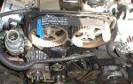 Замена ремня грм на 1g-ge тойота своими руками. как поменять ремень газораспределительного механизма на двигателе toyota 1g-ge