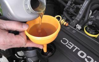 Замена моторного масла (инфографика) | как поменять масло