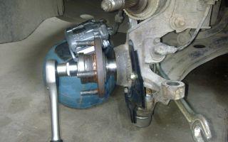 Замена переднего подшипника ступицы шевроле aveo t300. инструкция как заменить ступицу и ступичный подшипник авео new t300