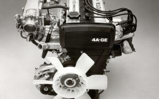 Двигатели серии g и  s у toyota