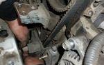 Замена ремня грм на двигателе 5а-fe. как поменять ремень грм и масло в акпп