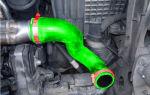 Замена прокладки выпускного коллектора  peugeot  2.7 hdi (dt17ted4). инструкция как снять: радиатор двигателя, радиатора кондиционера, снять турбину и впускной коллектор