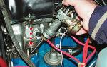 Регулировка бесконтактного, электронного зажигания на ваз 2106. видео