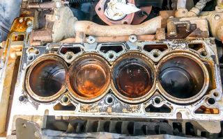 30 двигателей которые едят масло